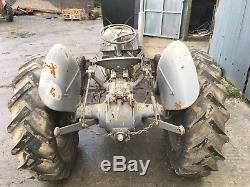 Massey ferguson diesel Tef 20 Tractor
