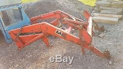 Massey ferguson loader