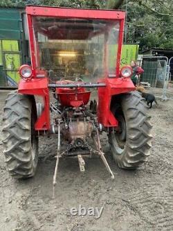 Massey ferguson mf 135 tractor Multi Power