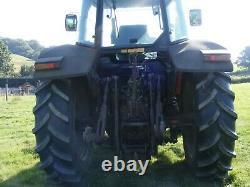 Massey ferguson mf 6270 tractor 6 cylinder 4wd
