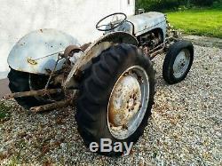 Massey ferguson t 20 tractor