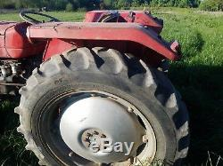 Massey ferguson tractor 135