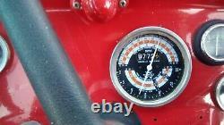 Massey ferguson tractor 135 multipower
