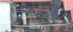 Massey ferguson tractor 165