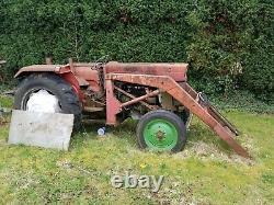 Massey ferguson tractor 165 (runs)