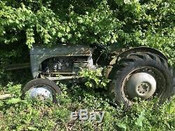 Massey ferguson tractor 1947