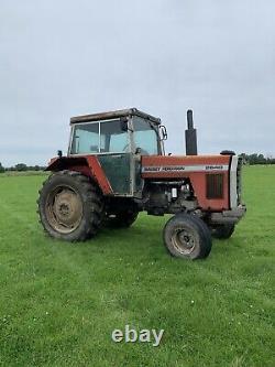 Massey ferguson tractor 2640