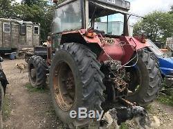 Massey ferguson tractor 2680 4x4