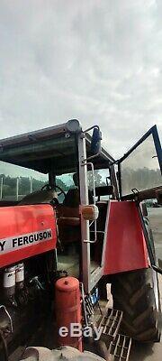 Massey ferguson tractor 27 25