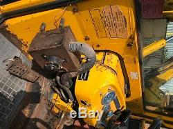 Massey ferguson tractor 30e frontloader
