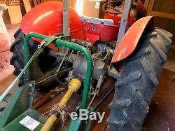 Massey ferguson tractor 35X