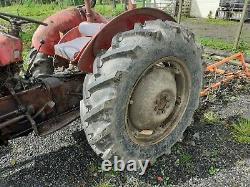 Massey ferguson tractor 35
