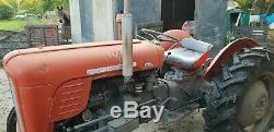 Massey ferguson tractor 35 x