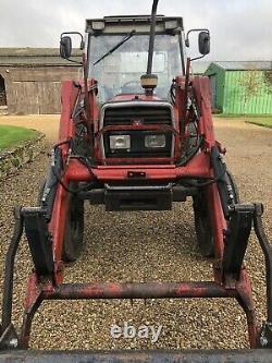Massey ferguson tractor 390
