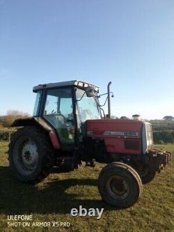 Massey ferguson tractor 6150 2wd
