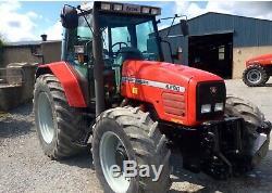 Massey ferguson tractor 6290