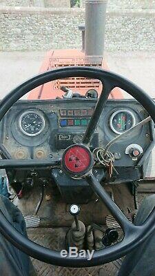 Massey ferguson tractor 675