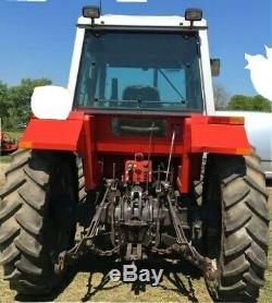 Massey ferguson tractor 690 4wd