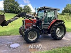 Massey ferguson tractor Loader Tractor 3065