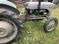 Massey ferguson tractor TEA20