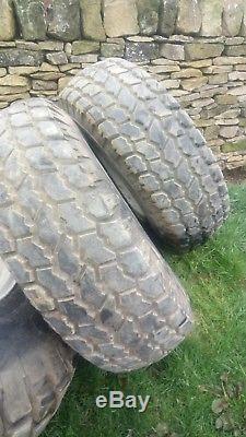 Massey ferguson tractor wheels