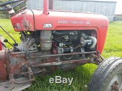 Massey's Ferguson 35X 1963 Tractor