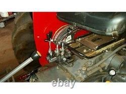 NEU Hydraulikventil Handsteuerventil 3-Heblig Massey Ferguson P625 ohne Schlauch
