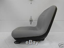 New Gray Seat Massey Ferguson 1230,1240,1250, Agco, Challenger Compact Tractor #aa