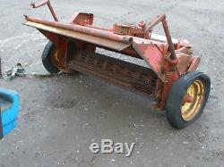 New Holland 401-5 crimper Massey Ferguson Fordson Ford- EXTREMELY RARE