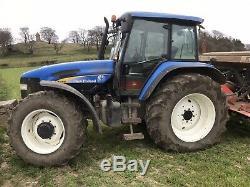 New Holland TM140, Ford tractor, Fiat M140, not Massey Ferguson, John Deere