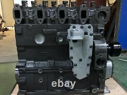 New Long Block Cummins Engine B3.9 8V 4B For Industry Agriculture Marine Genset