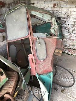 Original Complete Lambourne Cab for Massey Ferguson Tractor Lambourn Lamborn