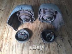 Original Massey Ferguson 135 Headlights