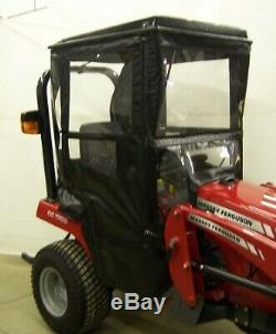 Original Tractor Cab Enclosure For Massey Ferguson GC1705 and GC1715