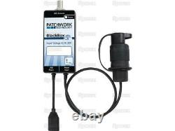 Patchwork Blackbox Air GPS System 7 Display R1 Receiver G1 Antenna