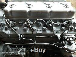Perkins 4.236 Engine Land Range Rover Fordson Major Massey Ferguson Jcb Nuffield