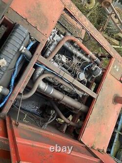 Perkins 540 V8 Engine Massey Ferguson 760