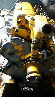 Perkins AD3 152 Engine Massey Ferguson 135/148/240/550 etc