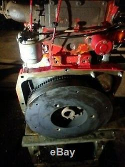 Perkins D3.152 Engine Fordson Standard N Nuffield 3dl Massey Ferguson T20 35 135