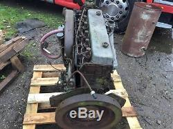 Perkins P6 Engine Fordson Major E27n Standard N Massey Harris Ferguson Nuffield