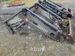 Quicke 940 Massey Ferguson 6270 Loader