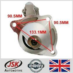 Starter Motor Massey Ferguson 3-Cyl 30 35 35X 65 135 145 148 152 154 165 230 260
