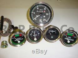 Tachometer Gauge Set for Massey Ferguson Tractor MF35 MF50 MF65 MF135 MF150 165