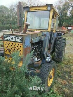 Tractor Airtrac Massey Ferguson 50E