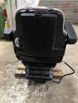 Tractor Grammer Air Seat, John Deere, Case IH, Massey Ferguson, Fendt, JCB etc