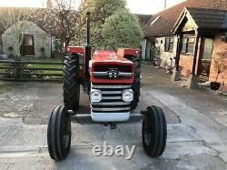 Tractor, Massey Ferguson 165