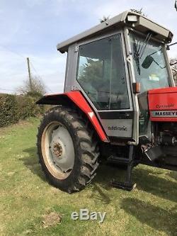 Tractor Massey Ferguson 3085 4WD
