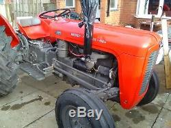 Tractor Massey Ferguson 35