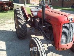 Tractor Massey Ferguson Fe 35