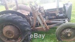 Used 2 x massey ferguson tractors
